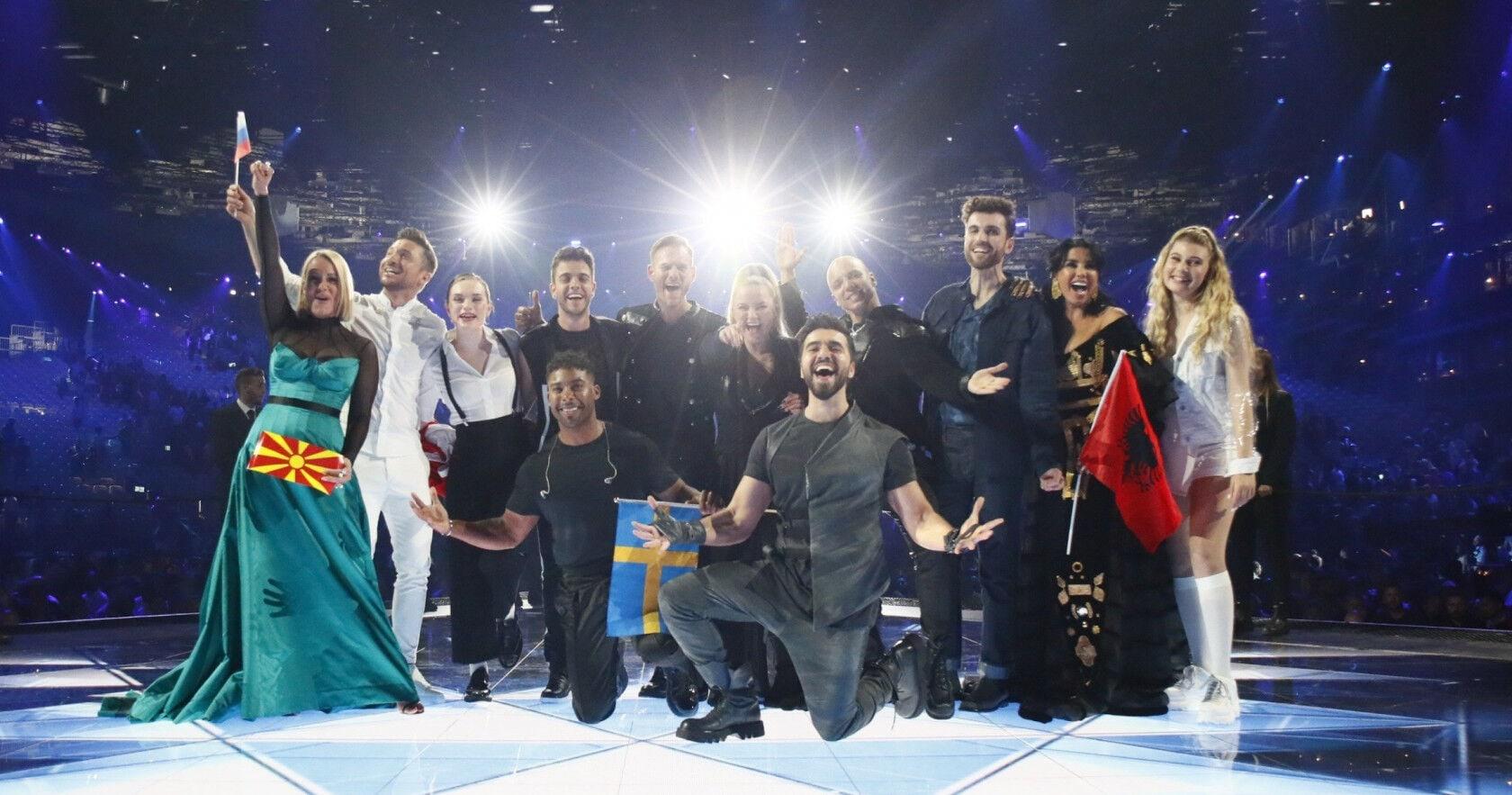 eurovízis dalfesztivál 2019 döntős énekesek 1