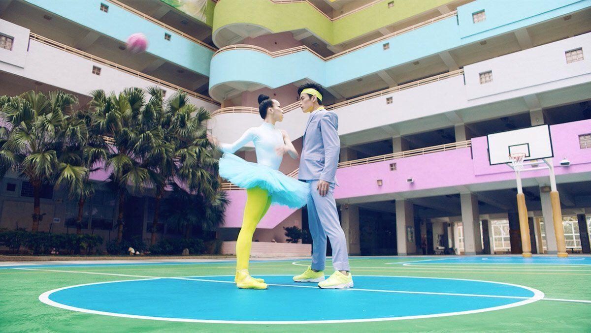 hong kong ballet anniversary campaign DesignArmy
