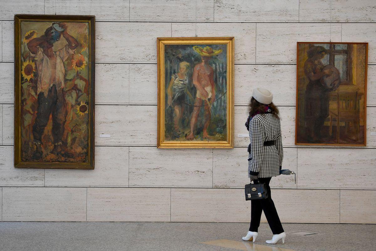 móré mihály festő kiállítás debrecen