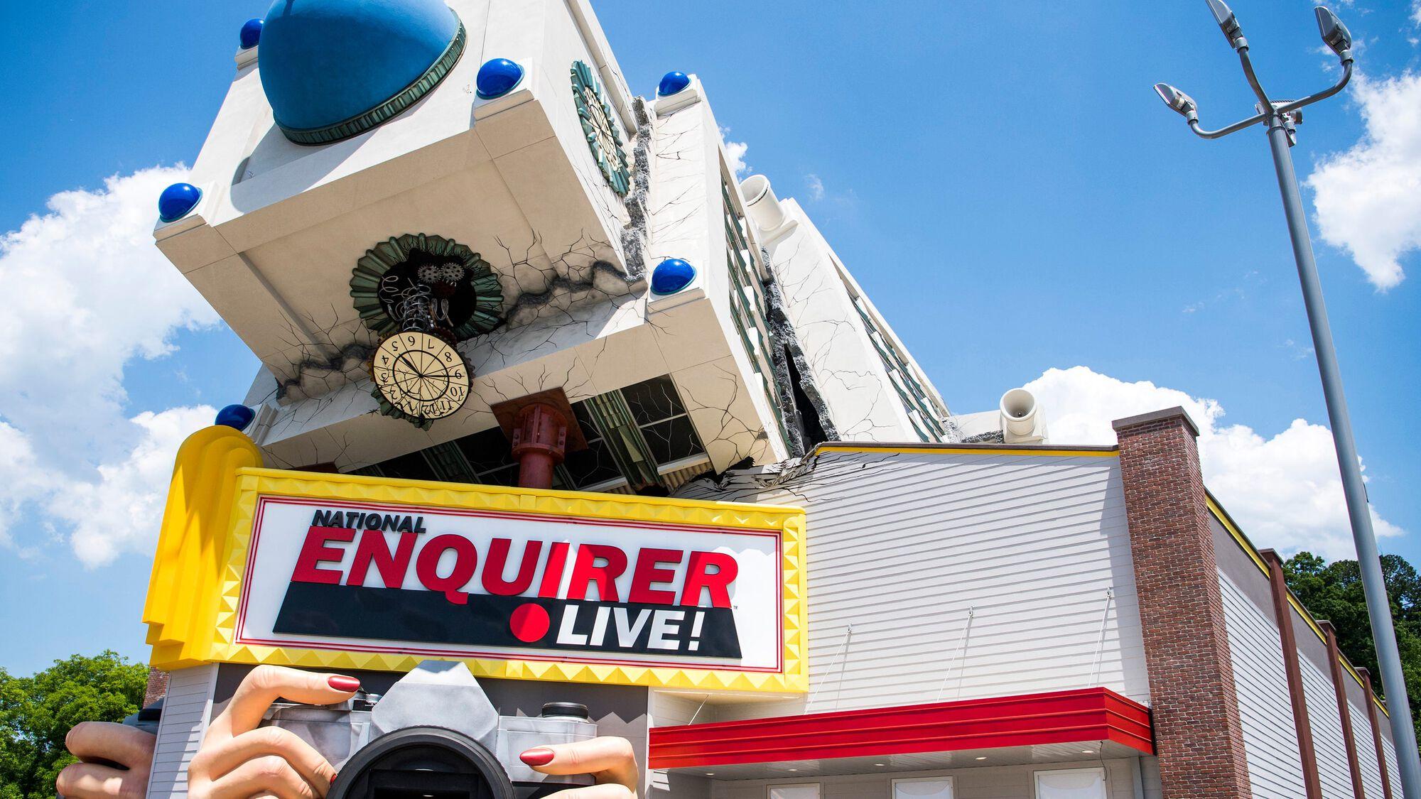 national enquirer live diana