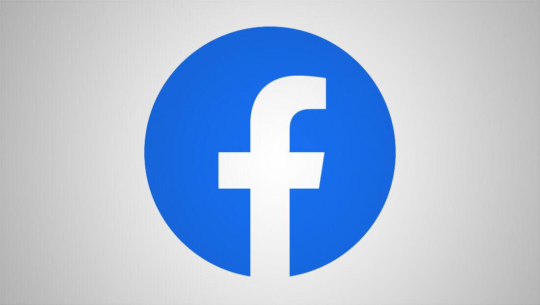 új facebook logo