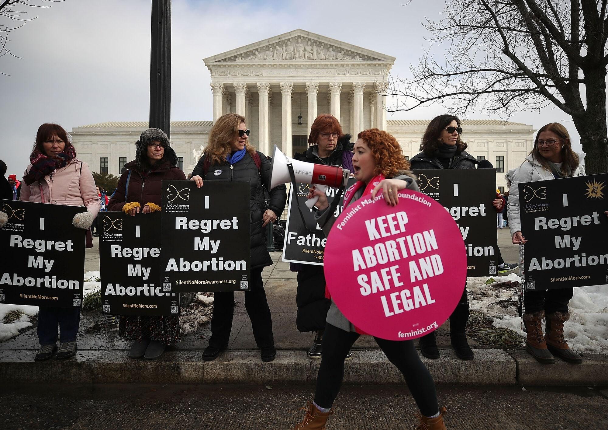 Georgia abortusztörvény