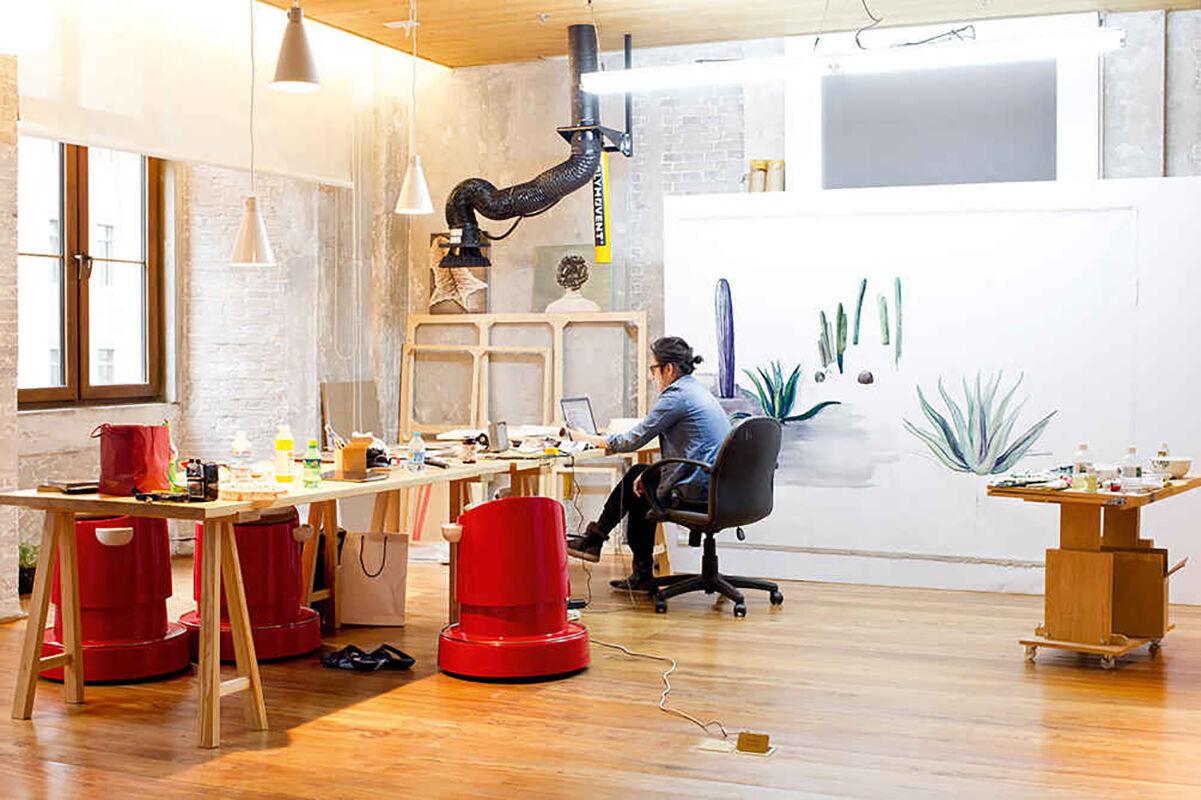 Swatch art peace hotel artist residency 1