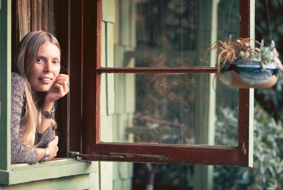 joni mitchell laurel canyon