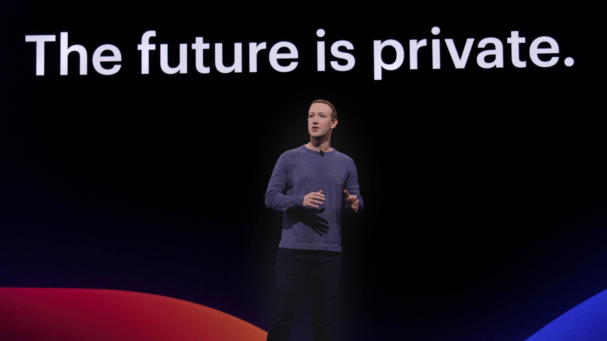 mark zuckerberg facebook újítások 2019