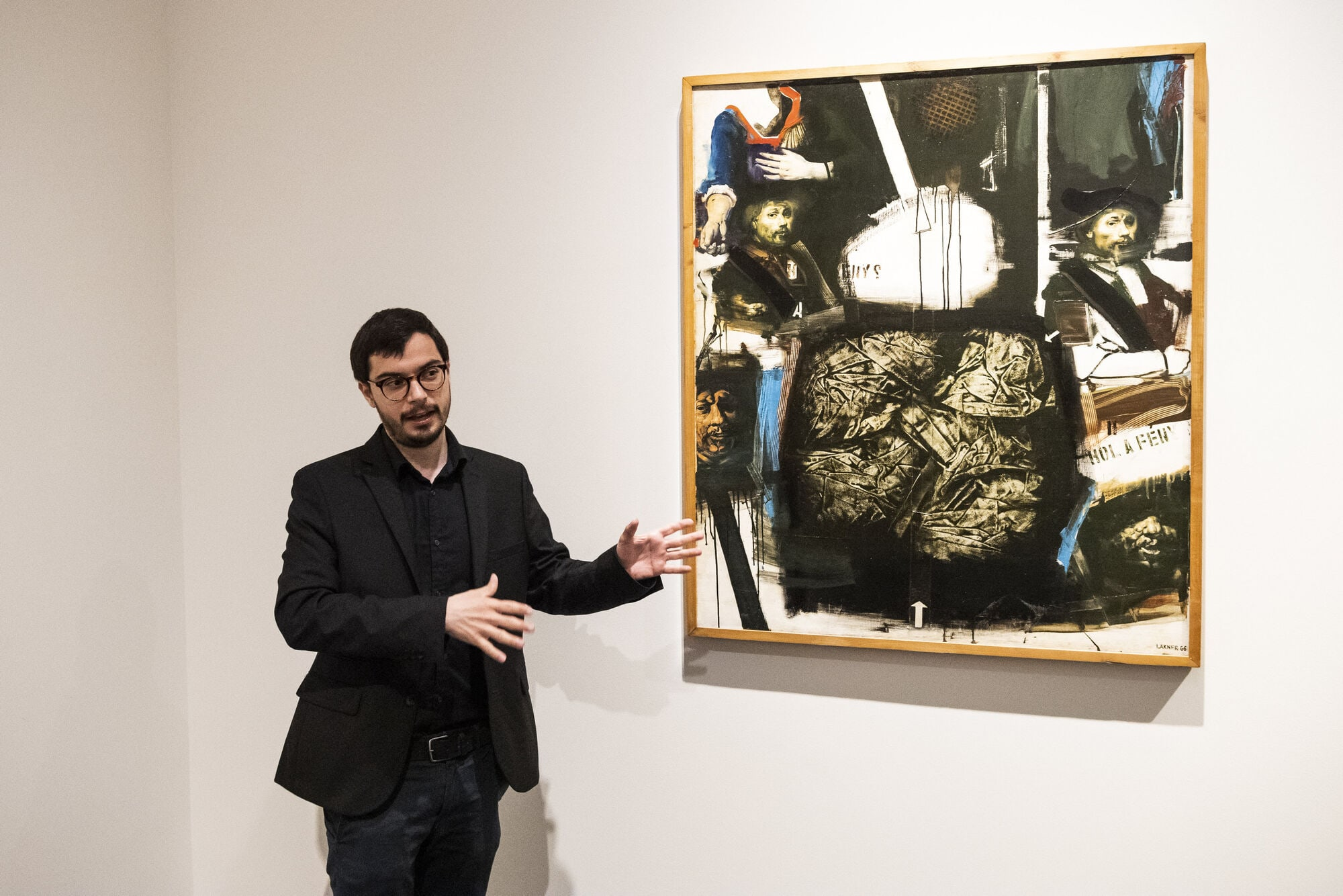 rembrandt kiállítás 350 fehér dávid kurátor