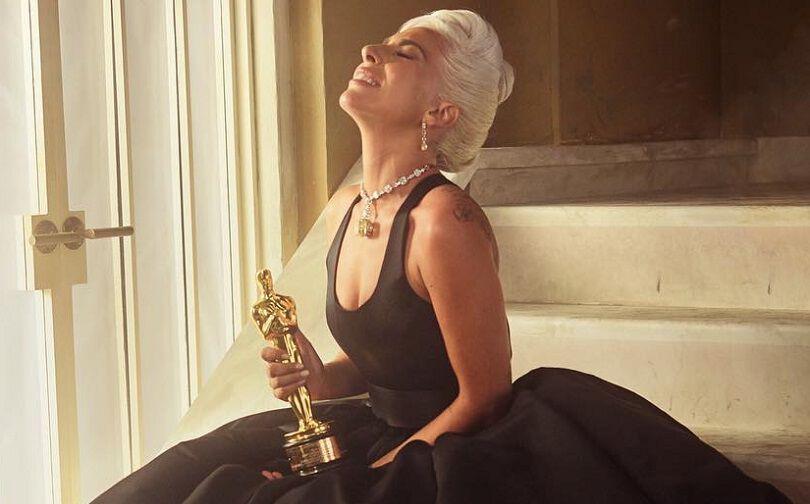 19 02 27 Lady Gaga Oscars Instagram Photo