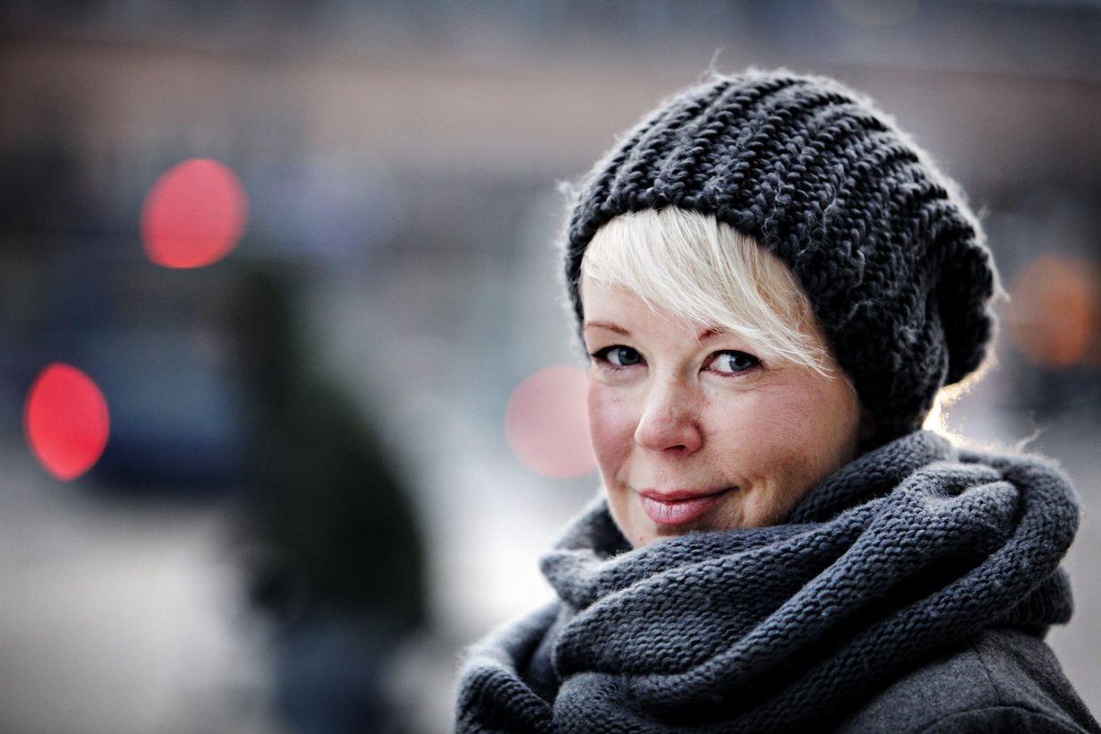 Elina Hirvonen író elfogyott idő