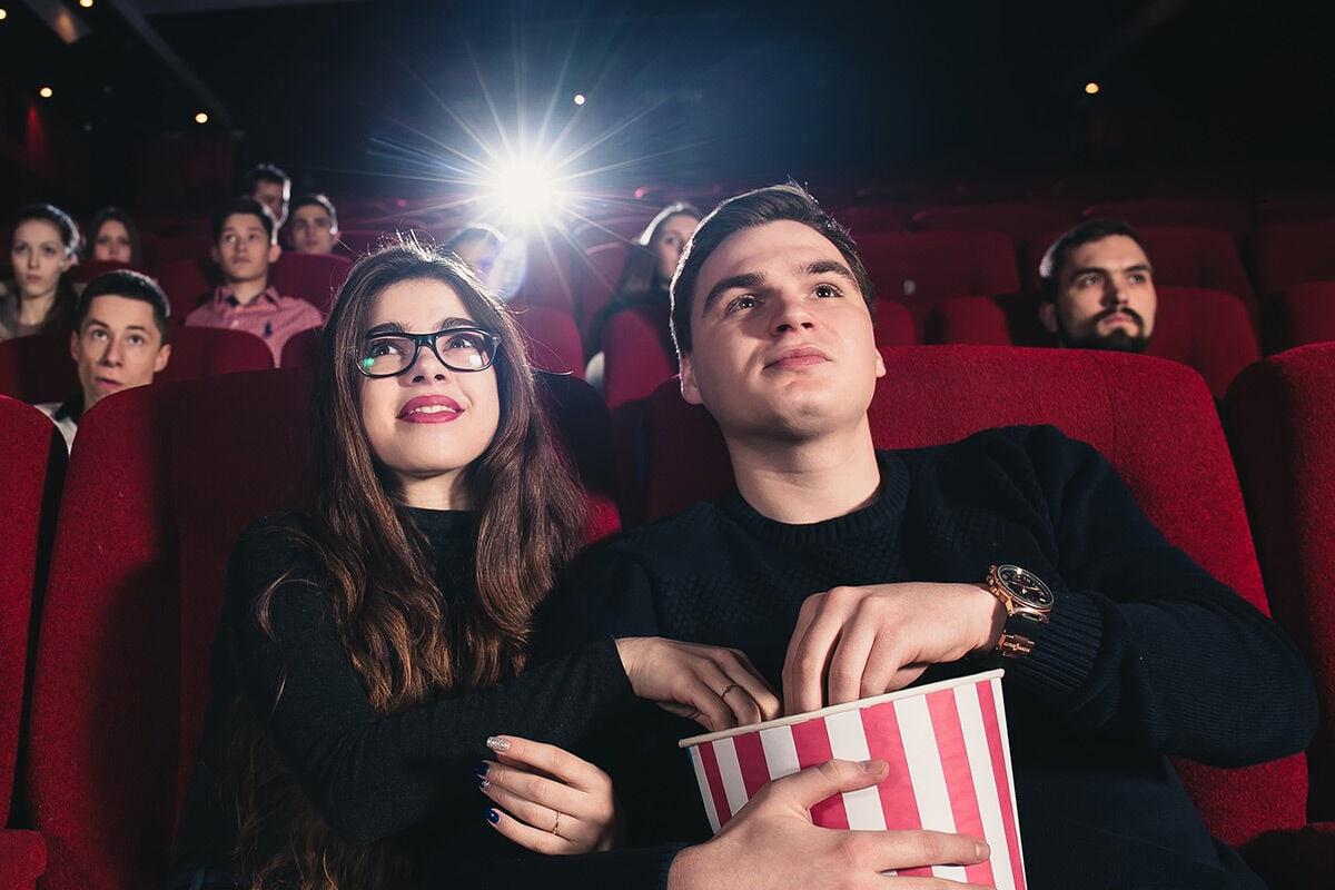 mozi filmnézés