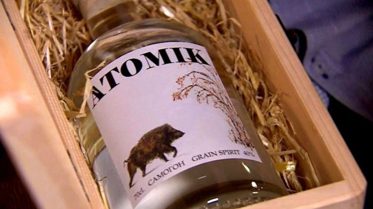 atomik csernobil vodka
