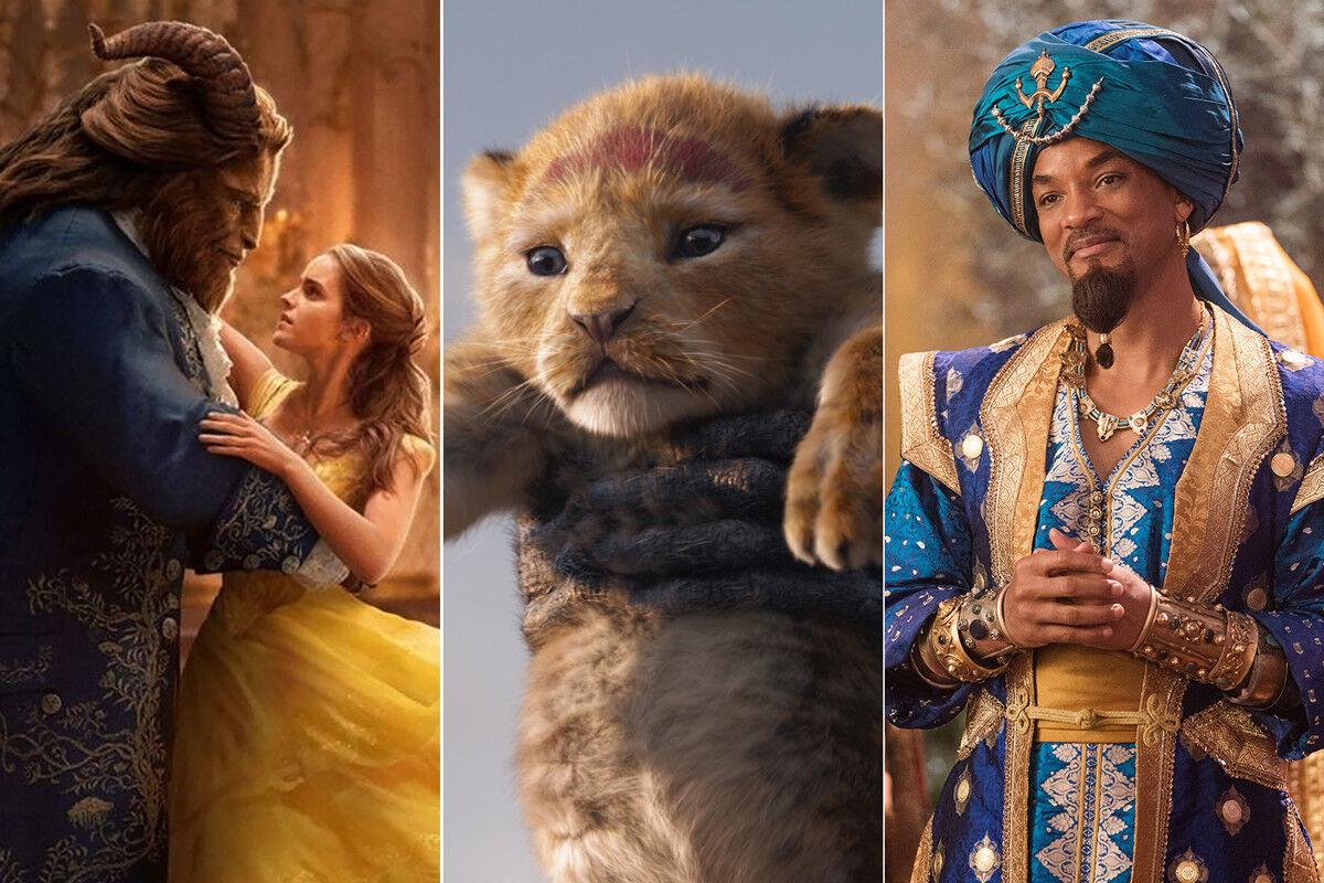 Disney Remake 2019 Aladdin Oroszlánkirály
