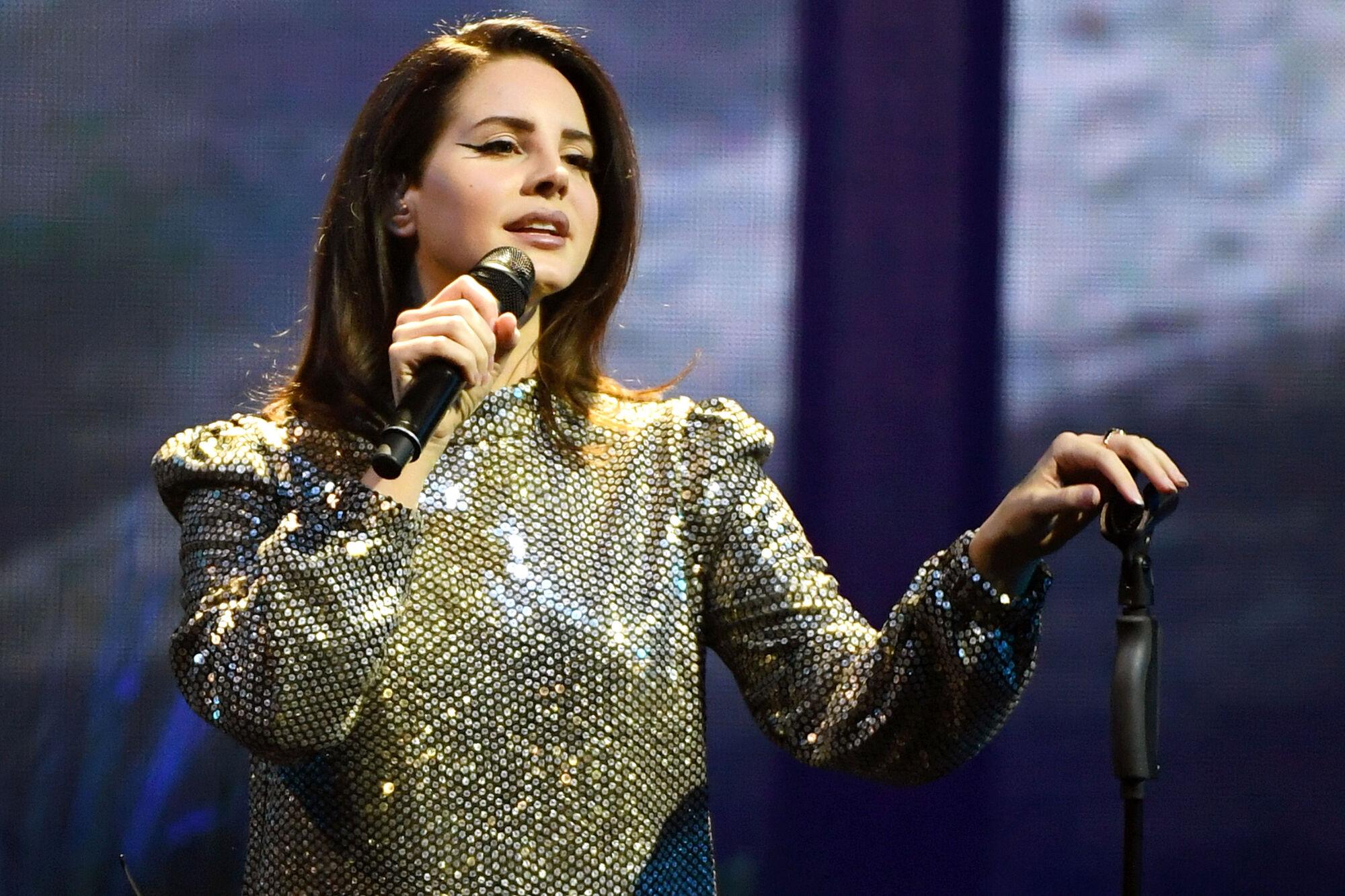Lana Del Rey Hatodik Albuma
