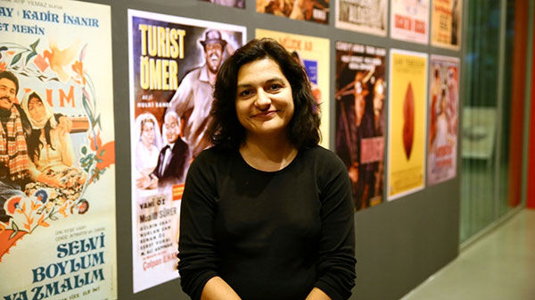 Elif Rongen filmtörténész
