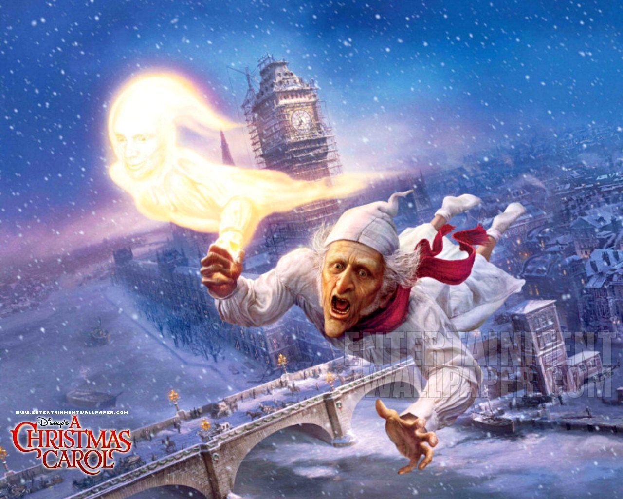 jim carrey karácsonyi ének