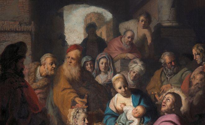 új beazonosított rembrandt kép kiállítás önarckép