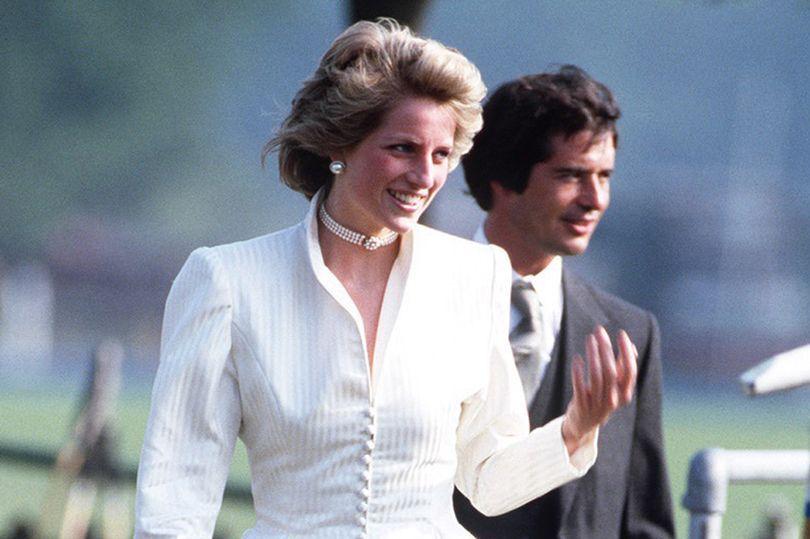 Diana és Oliver Hoare