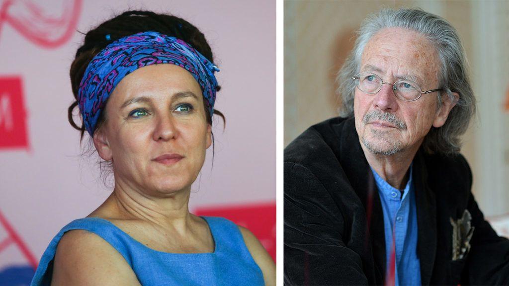 Olga Tokarczuk peter handke irodalmi nobel díj 2019 nyertesek