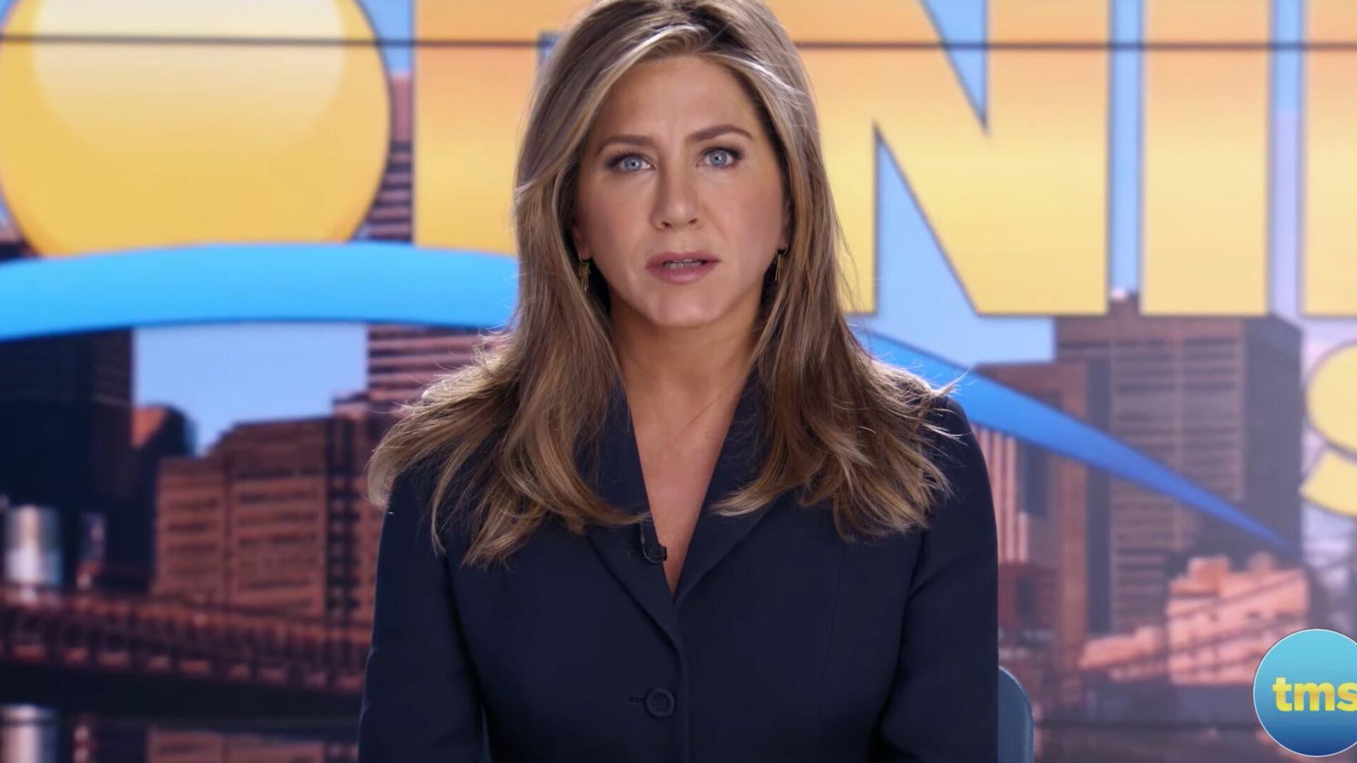 The Morning Show Jennifer Aniston sorozat appletv