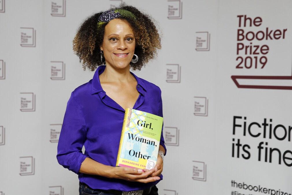 bernardine evaristo könyvek man booker díj 2019 girl woman other könyv