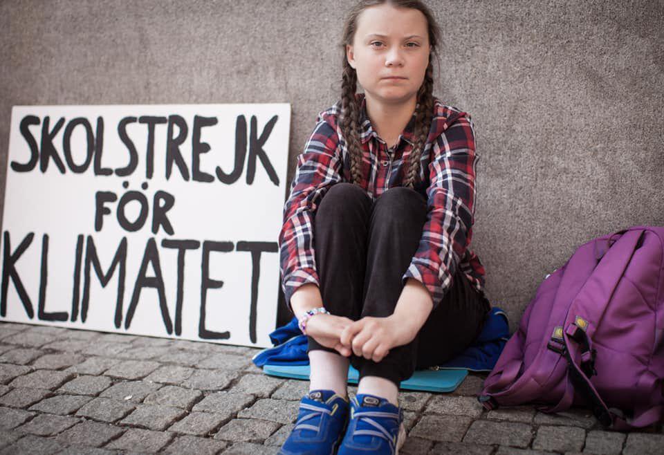 greta thunberg klímakatasztrófa díj klímavédelem