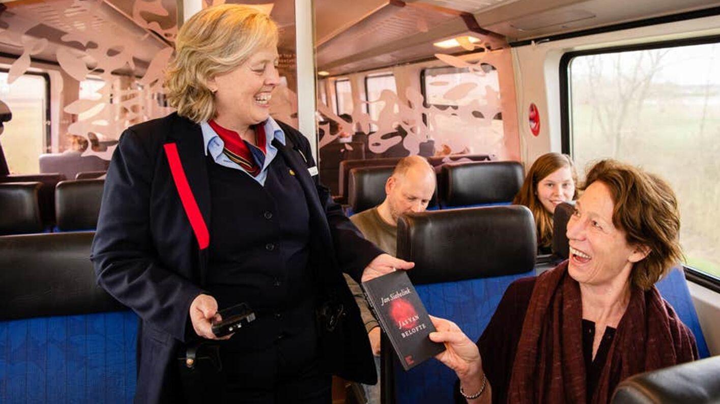 holland könyvhét ingyen vonatjegy