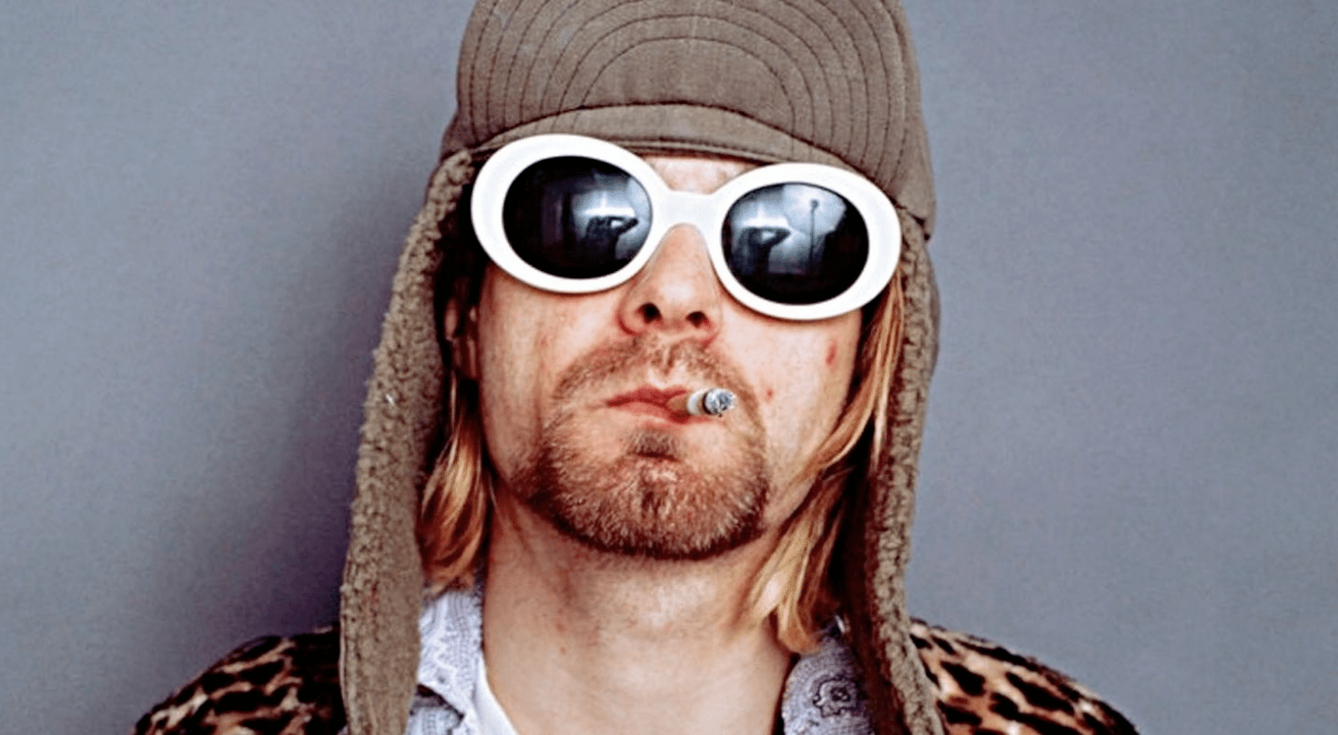 kurt cobain háza nirvana zenekar