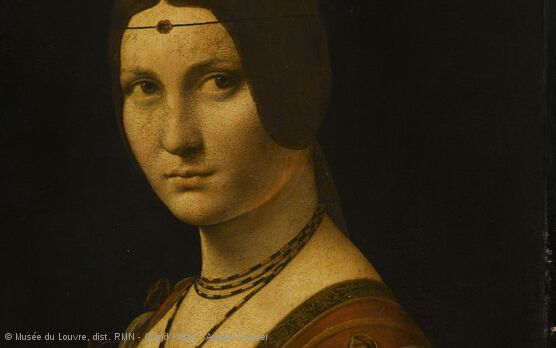 louvre leonardo 500 kiállítás hermelines hölgy salvator mundi