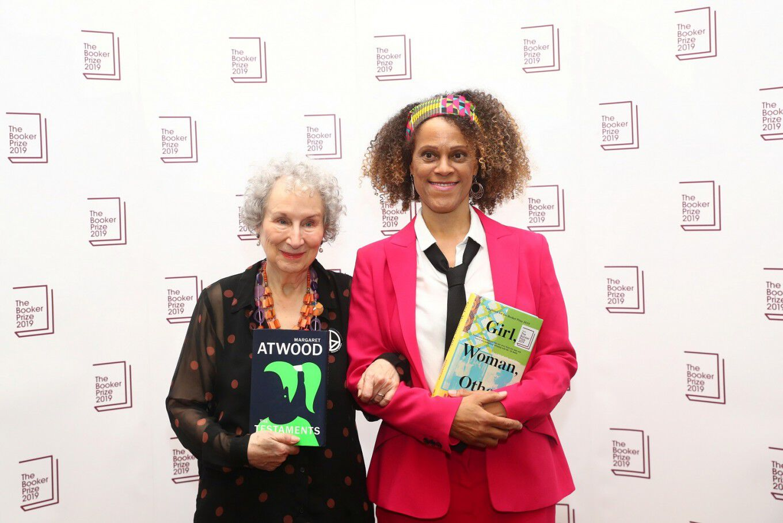 man booker díj 2019 nyertesek margaret atwood könyvek bernardine evaristo gorl woman other könyv