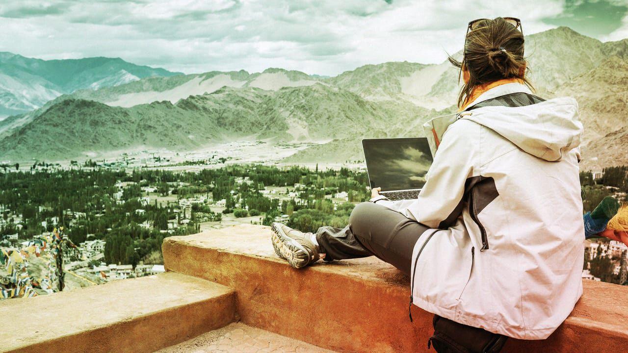 Mi Az A Digitális Nomád