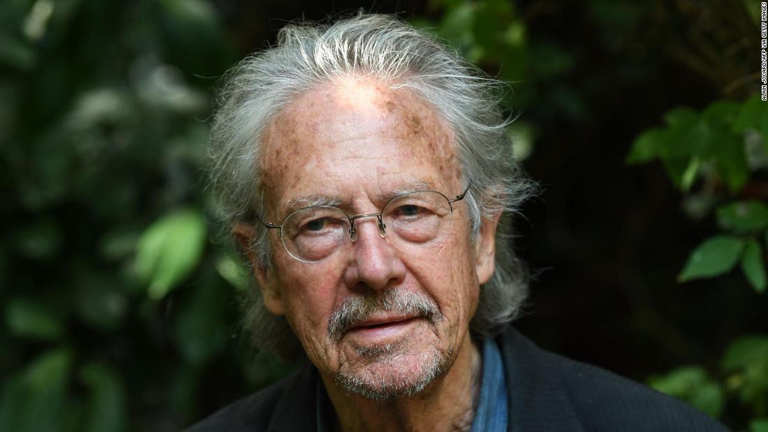 peter handke irodalmi nobel díj 2019 koszovó