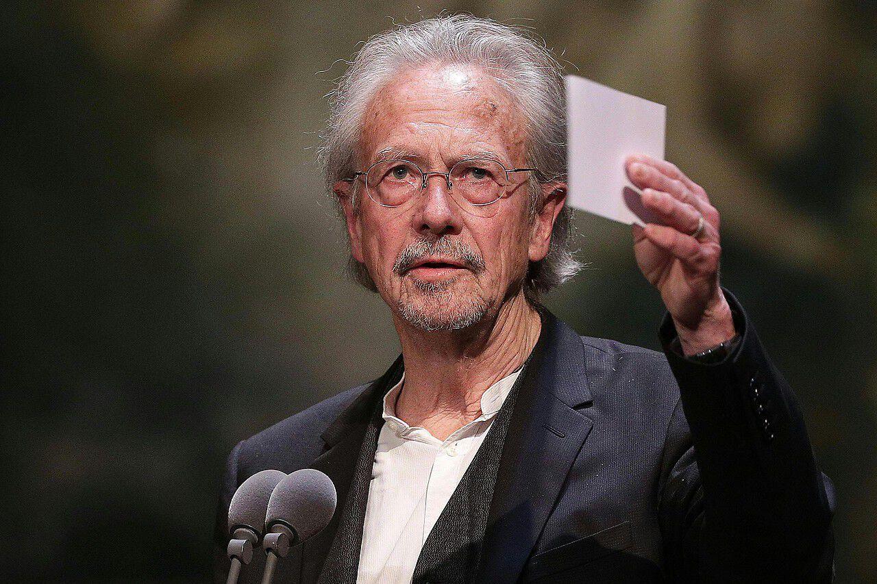 peter handke irodalmi nobel díj 2019 nyertesek