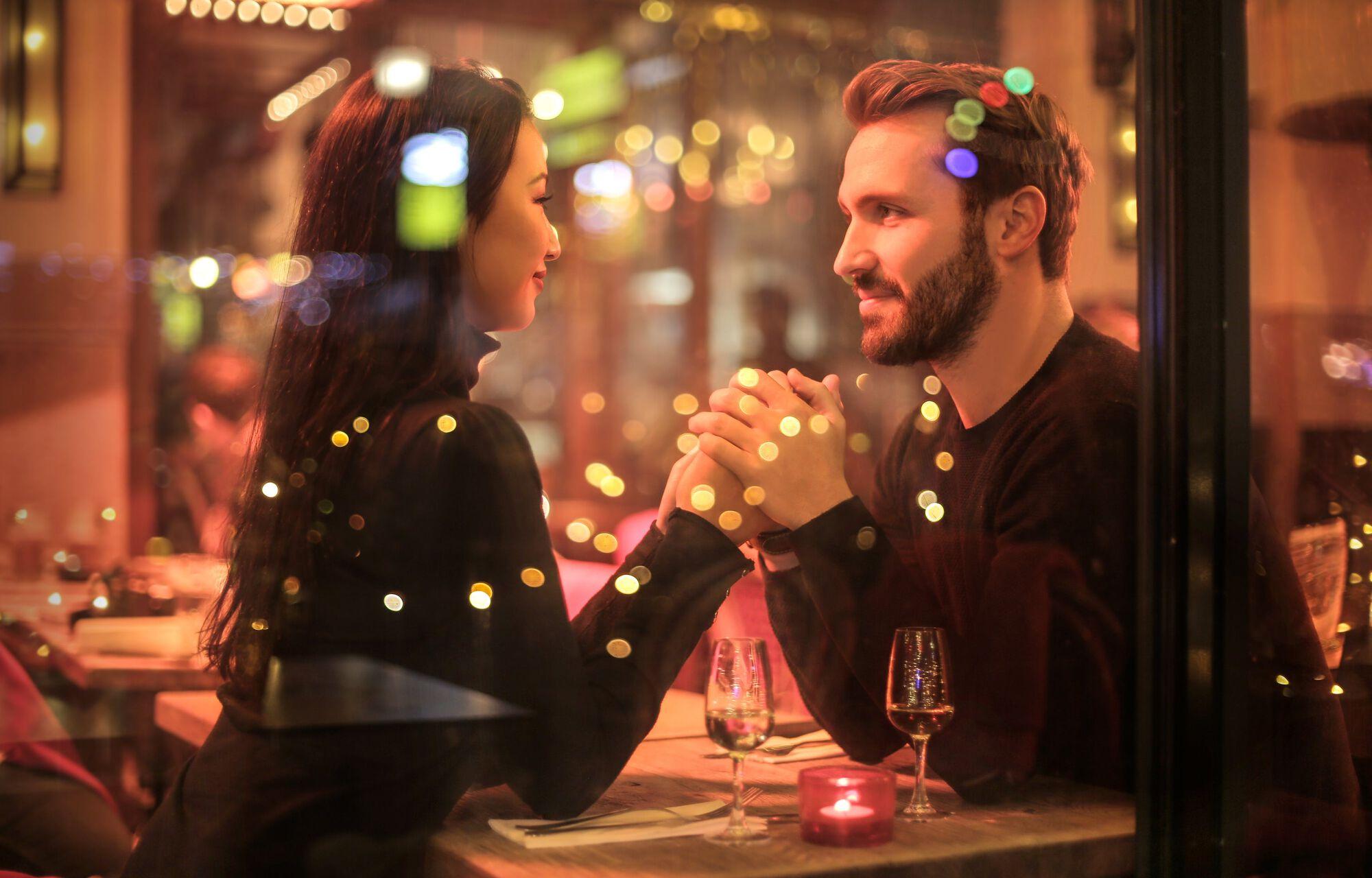 A randevú beszélő stádiuma