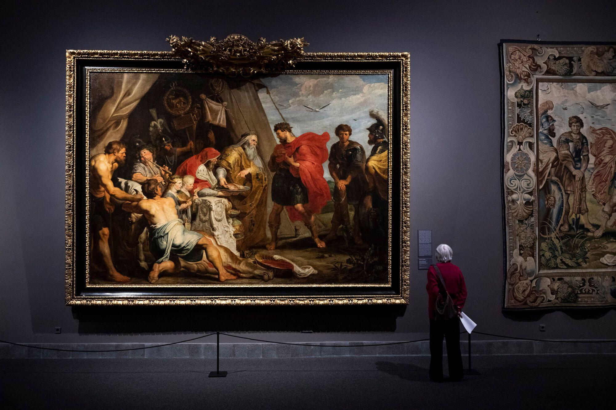 rubens kiállítás szépművészeti múzeum