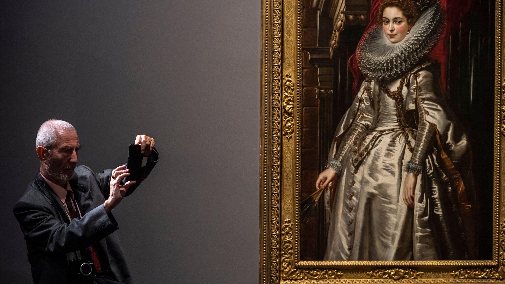 rubens van dyck kiállítás szépművészeti