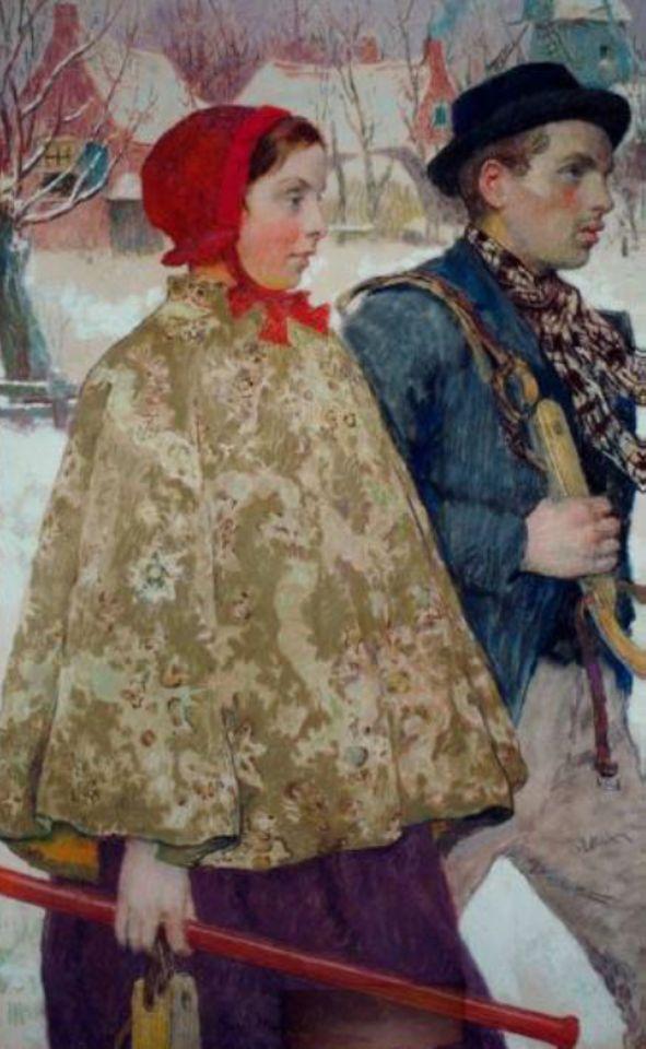 tél gari melchers rudolf mosse new arkell múzeum