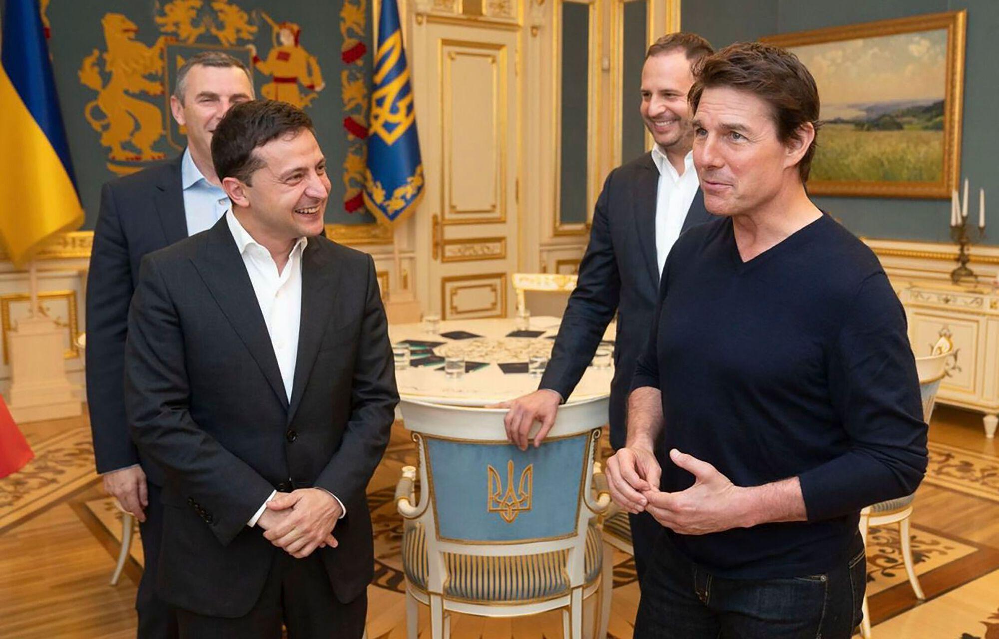 tom cruise ukrán elnök tom cruise a nép szolgája