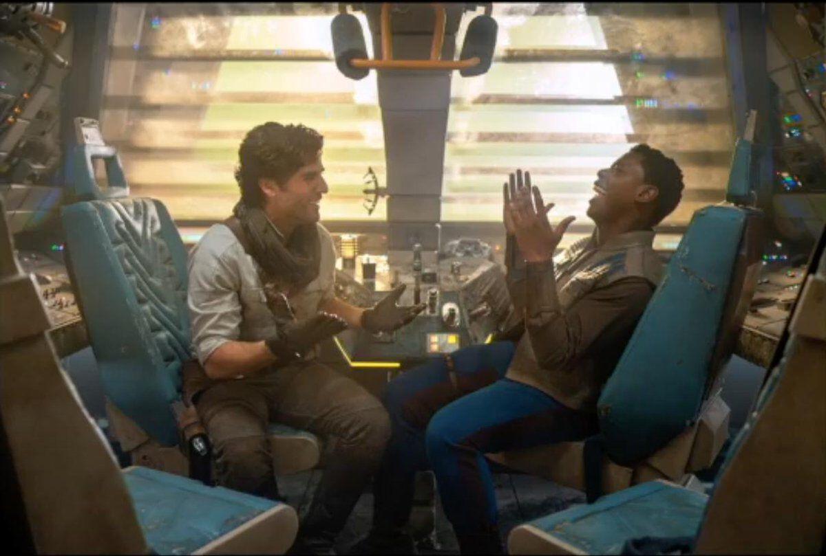 Finn és Poe