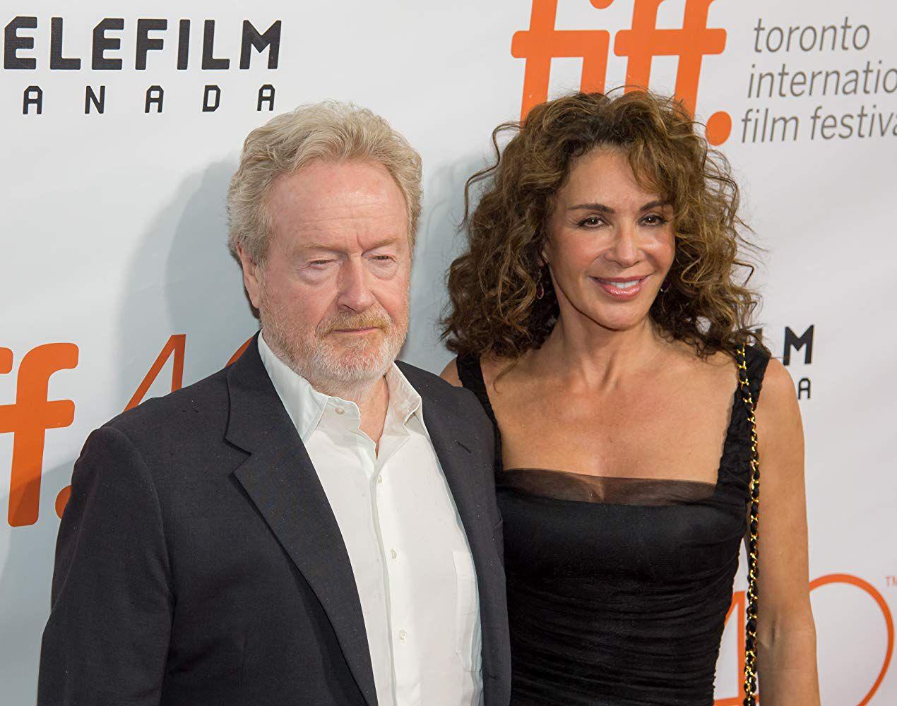 Giannina Scott és Ridley Scott gucci film