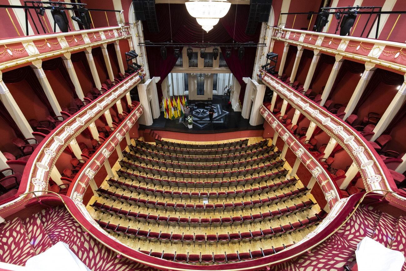 csiky gergely színház átadás orbán viktor