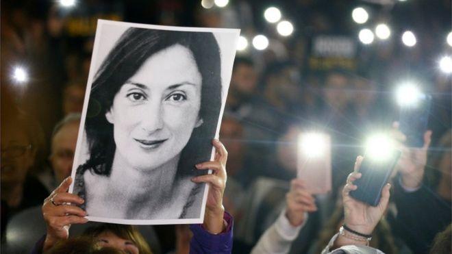 daphne caruana galizia máltai újságíró gyilkosság