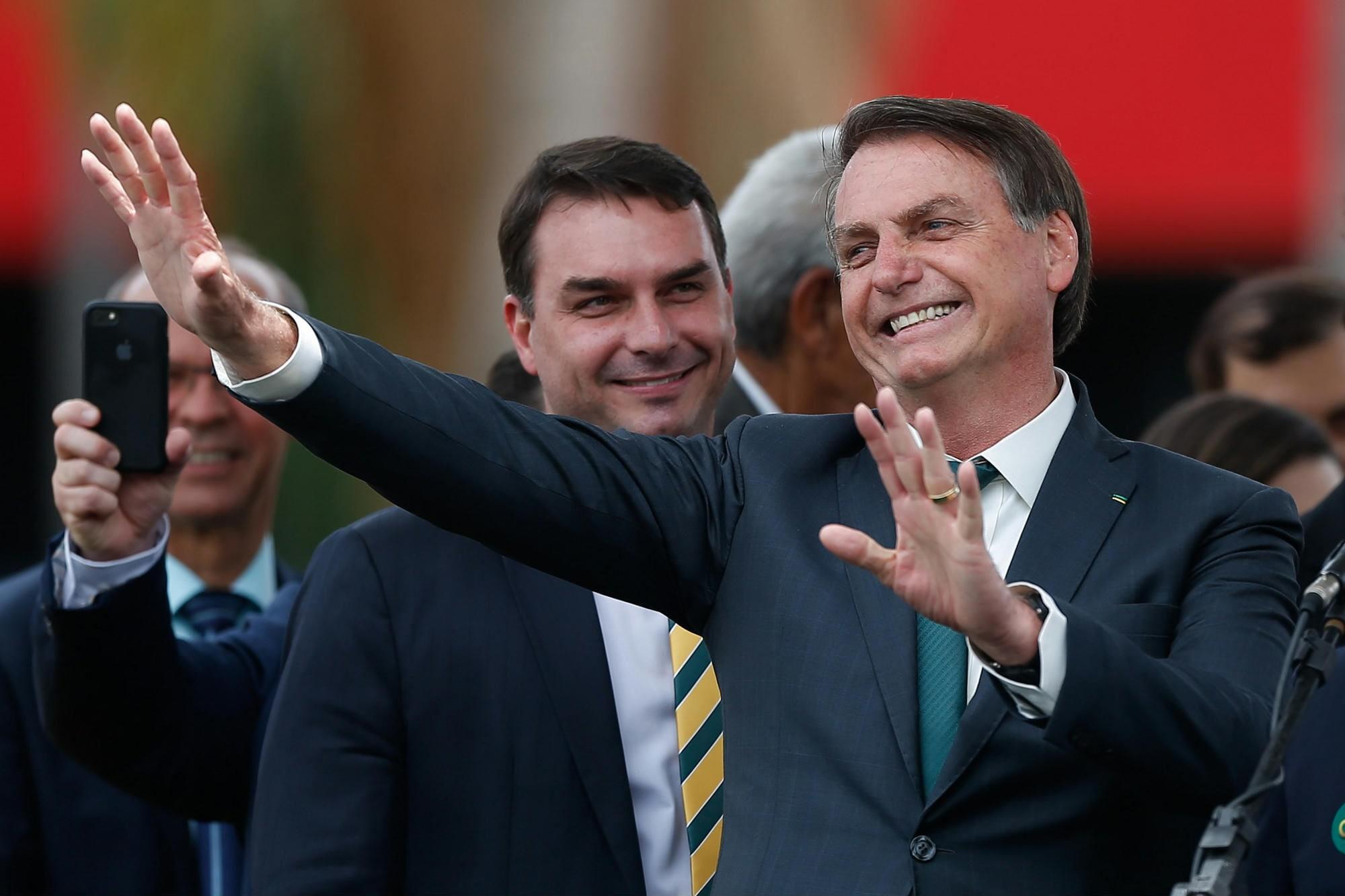 jair bolsonaro brazil elnök amazonas tűzvész leonardo dicaprio