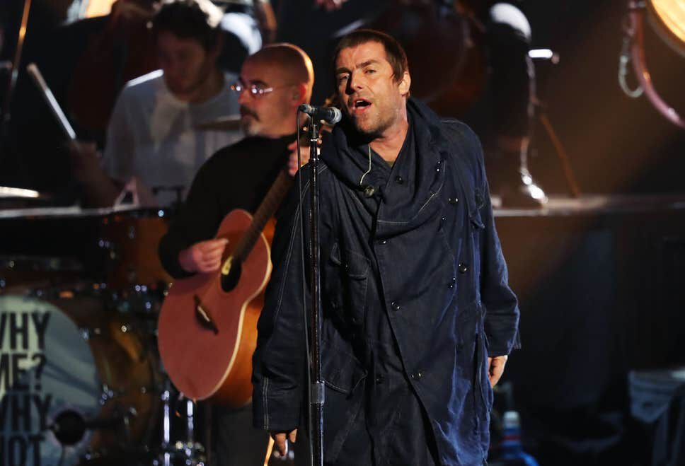 liam gallagher mtv awards 2019 oasis frontembere
