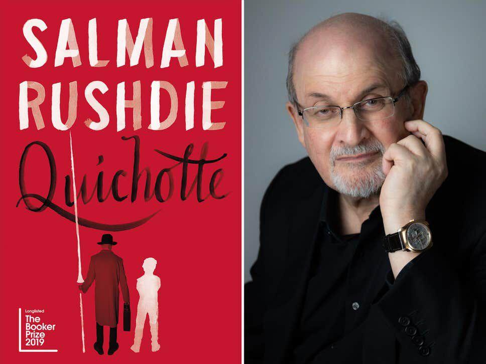 Quichotte Salman Rushdie A Mór Utolsó Sóhaja