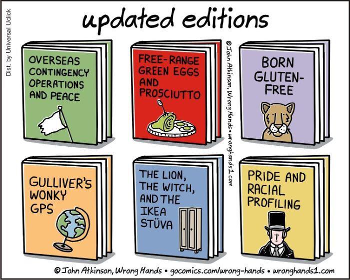 books spoilers 12