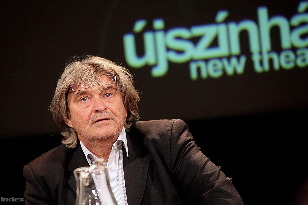 dörner györgy új színház igazgatója