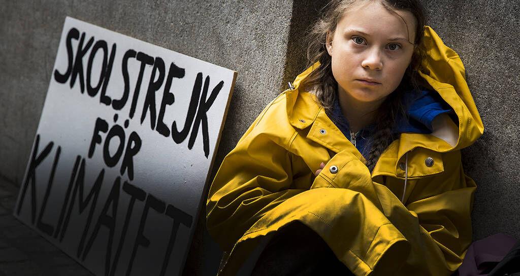 greta thunberg aktivista
