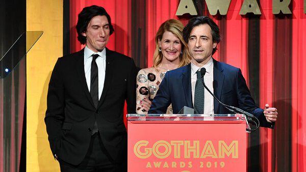 noah baumbach házassági történet film gotham díj 2019