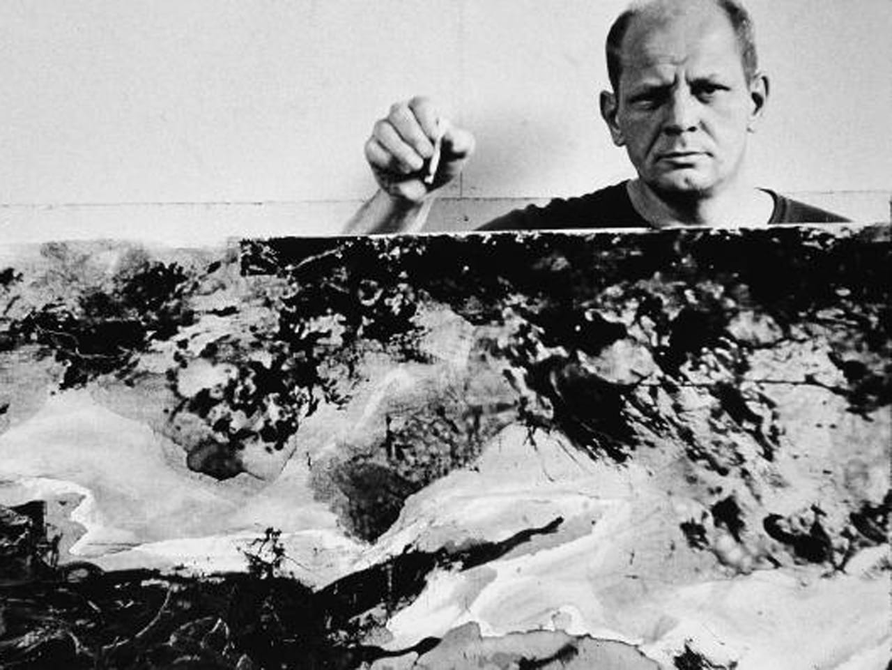 Jackson Pollock No 17A