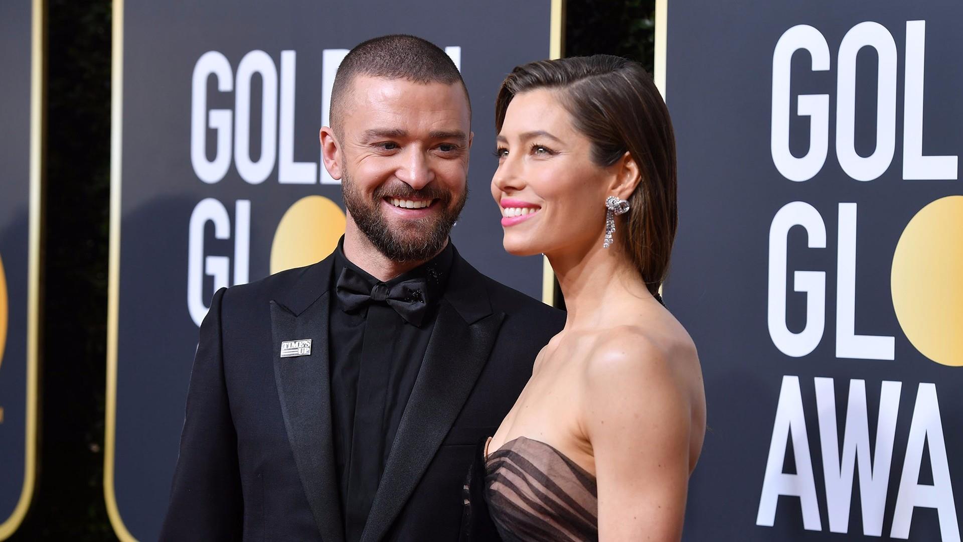 Jessica Biel Justin Timberlake 1