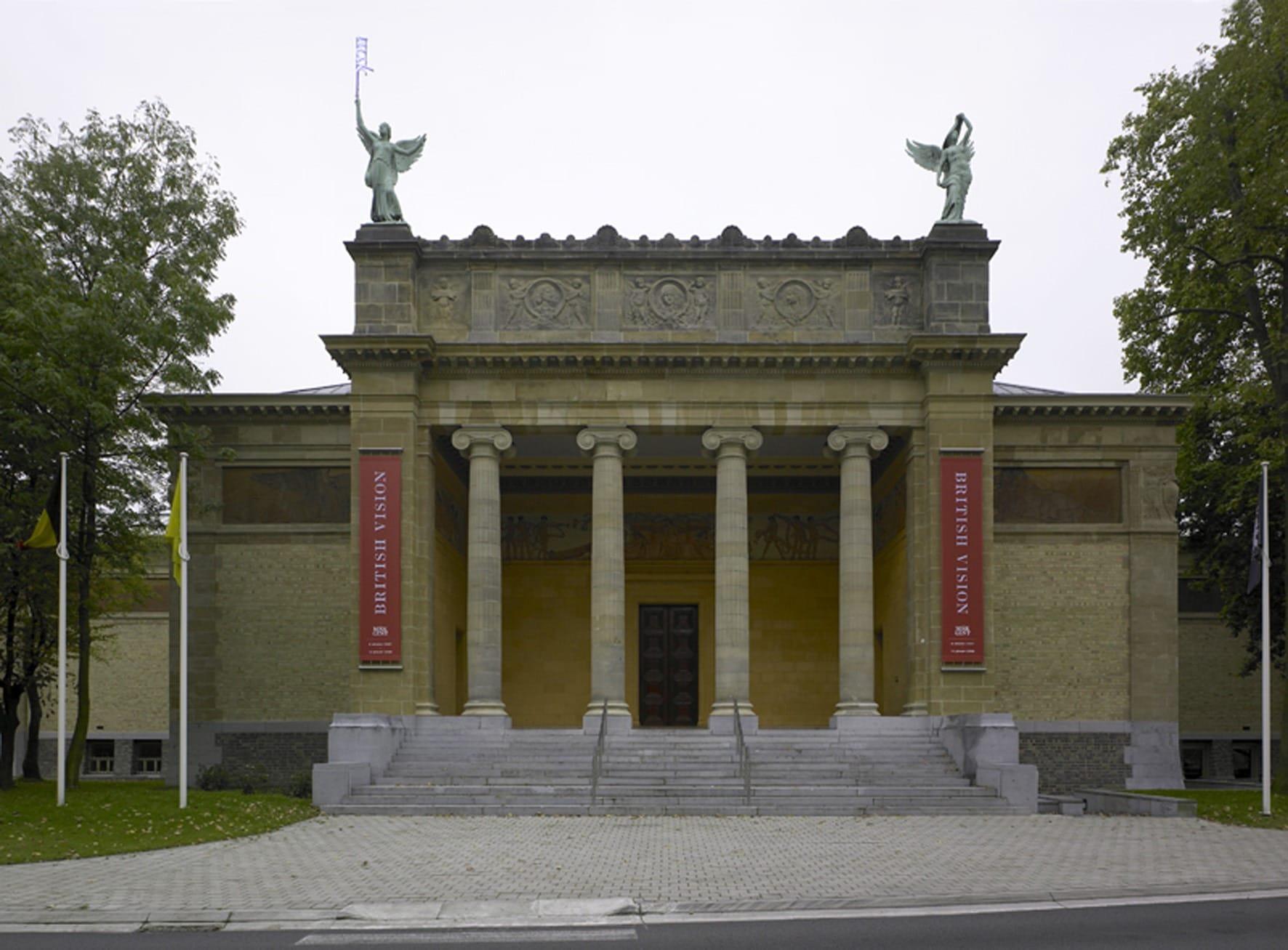 Museum voor schone kunsten gent 1
